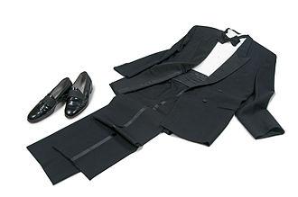 Black tie - The elements of gentleman's black tie.