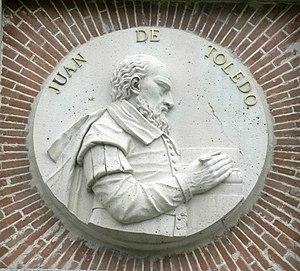 Juan Bautista de Toledo - Juan Bautista de Toledo, Museo del Prado