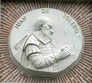 Juan Bautista de Toledo Spanish artist