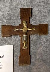 Crist en Majestat (Sant Miquel de Cruïlles)
