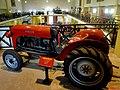 Museu Agromen de Tratores e Implementos Agrícolas, localizado no complexo do Centro Hípico e Haras Agromen em Orlândia. Trator Ferguson TE-20, fabricado entre 1946 a 1955. - panoramio.jpg