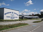 Museum of Aviation RAFB