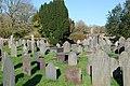 Mynwent S Ioan Llanystumdwy St John's Churchyard - geograph.org.uk - 691706.jpg