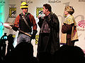 Mystery Men skit at WonderCon 2010 Masquerade 1.JPG