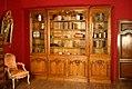 N°0032 bibliothèque Saumur de style Louis XV, réalisée par les Ateliers Allot Freres.jpg