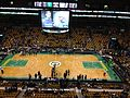 NBA - February 2014 - Celtics vs Spurs - TD Garden - 4.JPG