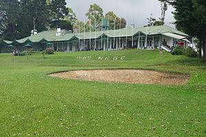 Nuwara Eliya Golf Club - Image: NE Golf Club (2)