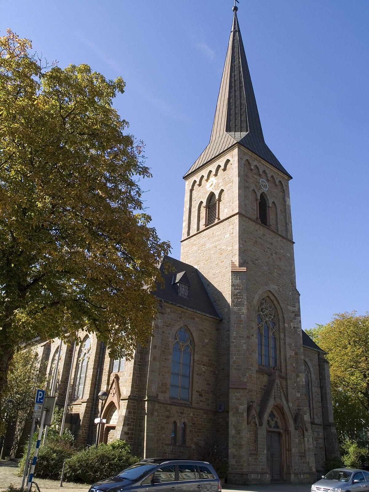 St. Georg (Essen-Heisingen) – Wikipedia