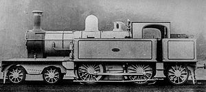 New South Wales Z11 class locomotive - M.40 (Z11) Class Tank Locomotive