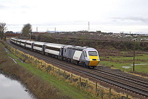 National Express East Coast 43300 leads 43238 ...