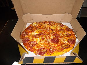 Yellow Cab Pizza - NY Classic Pepperoni