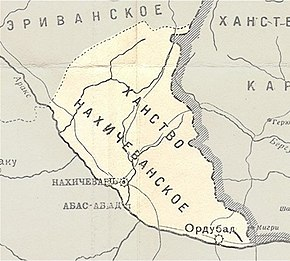 Nakhchivan khanate.jpg