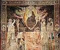 Nanni di jacopo e bottega di giovanni cristiani, cristo in gloria e santi, 1390 ca. 02.jpg