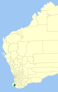 Shire of Nannup Local government area in Western Australia