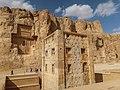 Naqsh-e Rustam necropolis in Iran.jpg