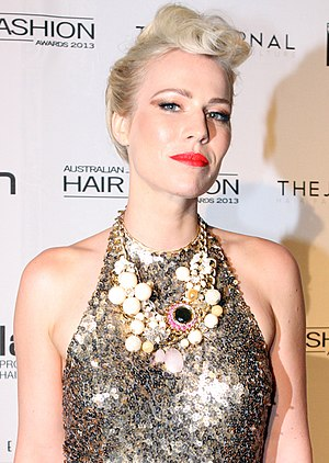 Natasha Bedingfield - Bedingfield attends the 2013 Australian Hair Fashion Awards in Sydney, Australia