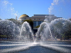 National Gallery of Art Sculpture Garden - Fountain.jpg