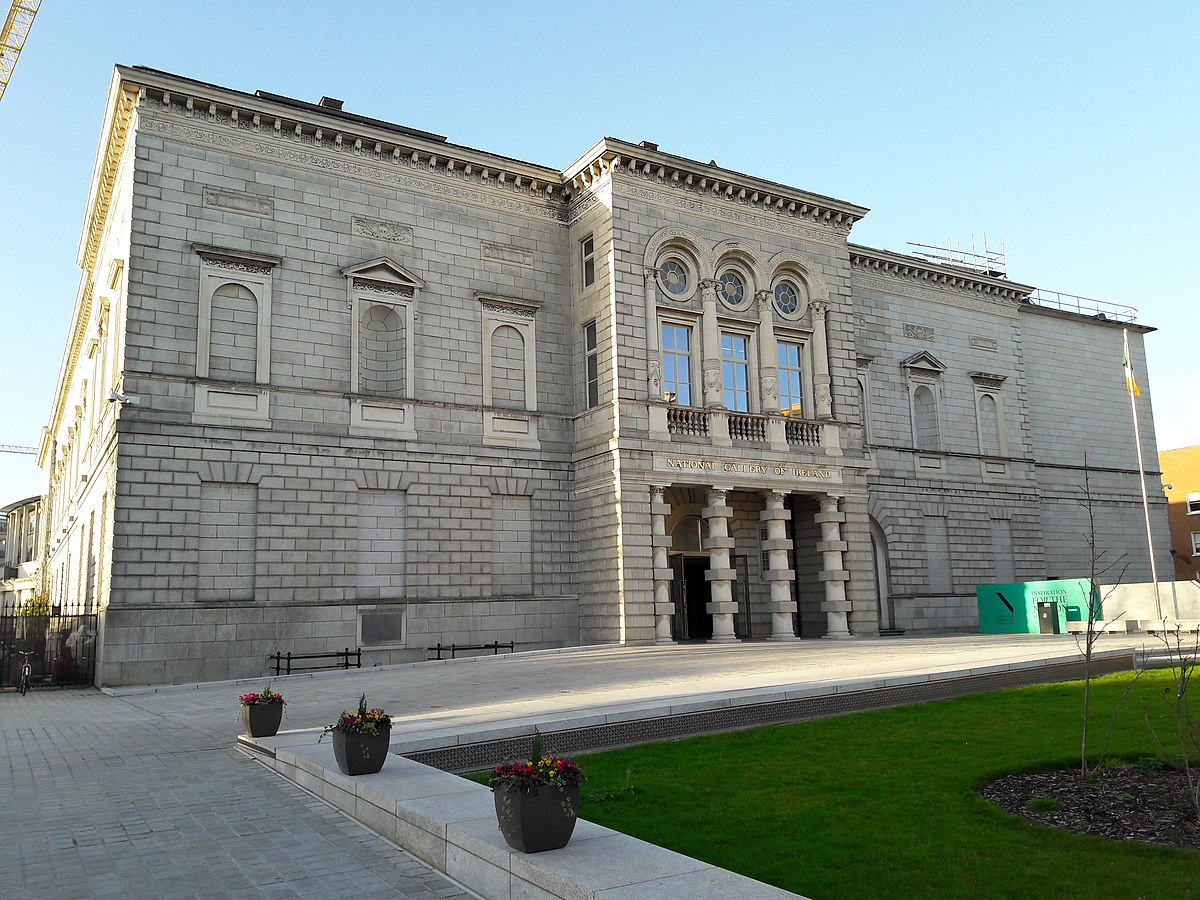 National gallery of ireland wikipedia for Classic house green street dublin 7