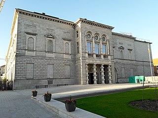 National Gallery of Ireland Art museum in Dublin, Ireland