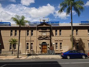National Trust of Queensland - National Trust House at 95 William Street, Brisbane