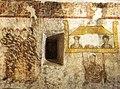 Naturno, chiesa di san proclo, storie di san procolo, affresco IX secolo.jpg