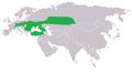 Nausithous eurazja distribution actuall mkutera.png