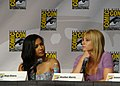 Naya Rivera & Heather Morris (4852878826).jpg