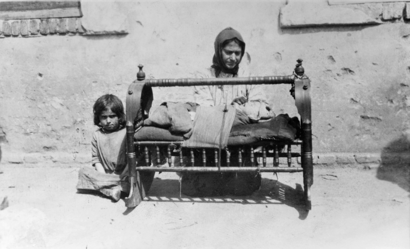 File:Near East relief armenian woman with baby in syria3.png