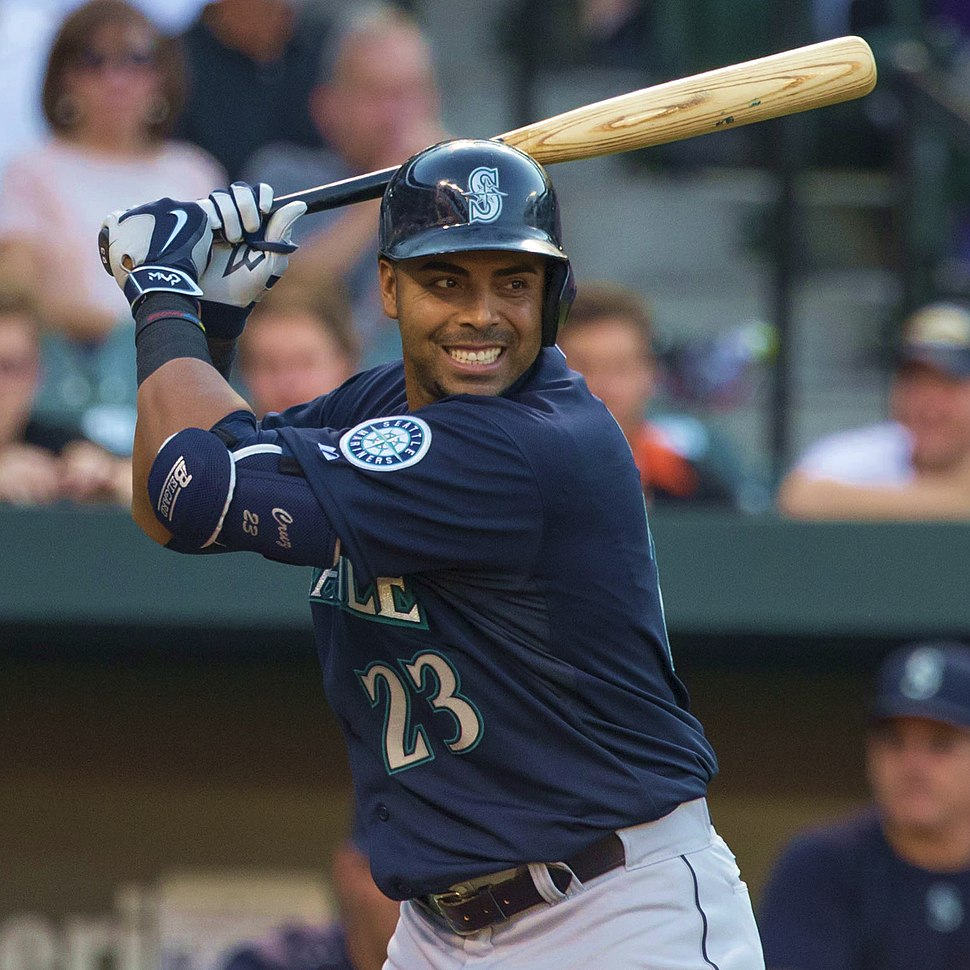 Nelson Cruz on May 19, 2015