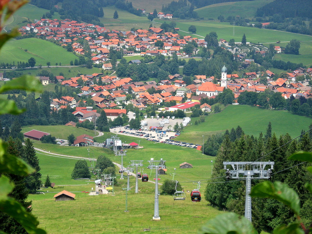 M M Nesselwang alpspitzbahn nesselwang