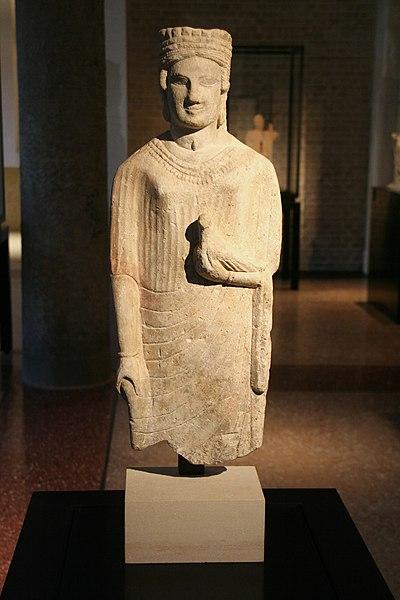 مجسمه افرودیت در موزه Neues