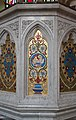 New Ross Church of St. Mary and St. Michael Pulpit Panel 5 Saint Luke 2012 09 04.jpg