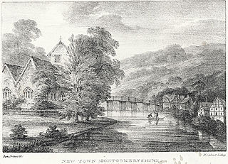New Town, Montgomeryshire
