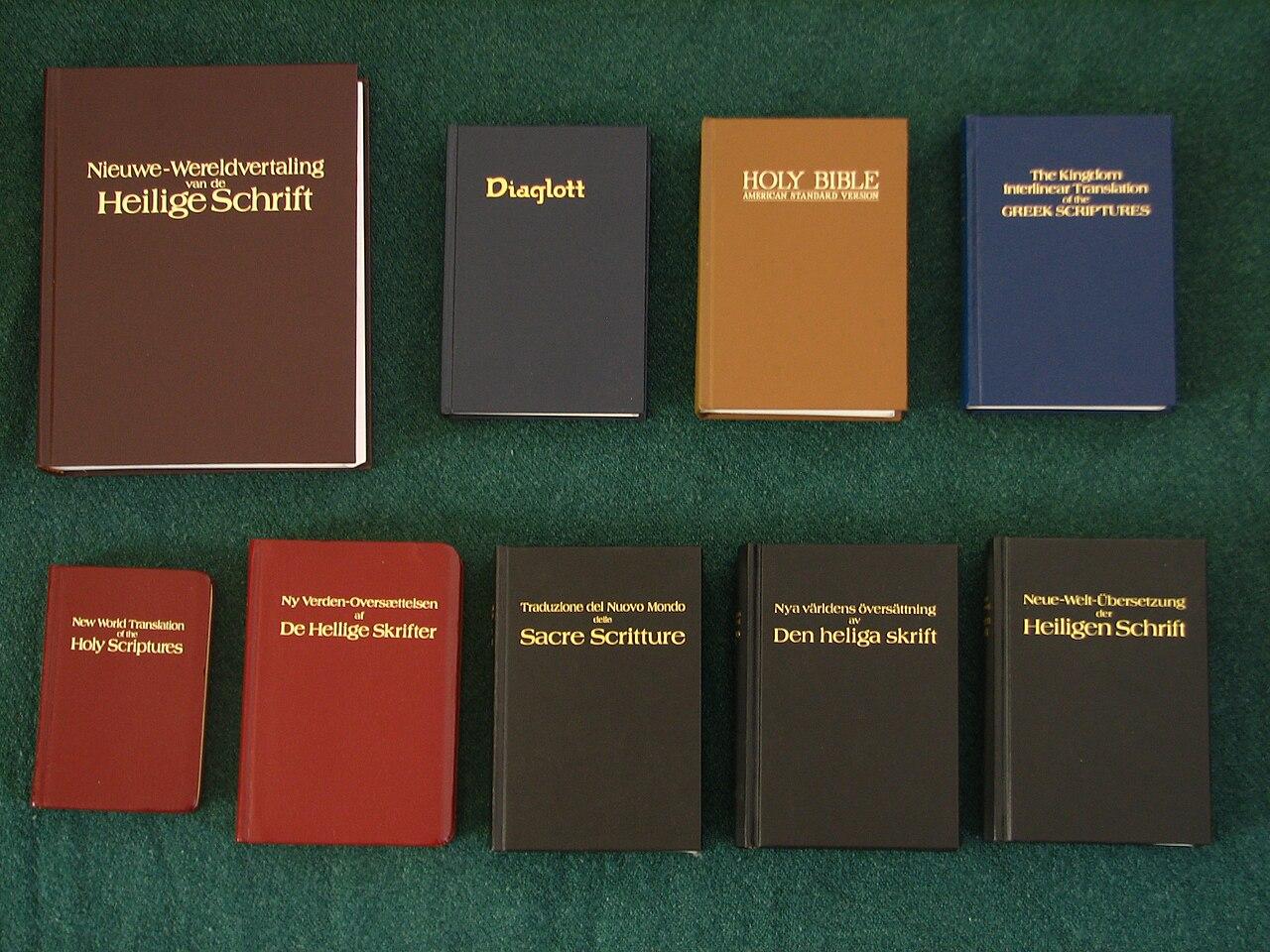 File New World Translation American Standard Version