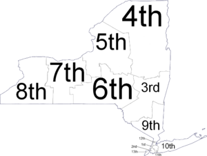 New York Supreme Court - New York judicial districts