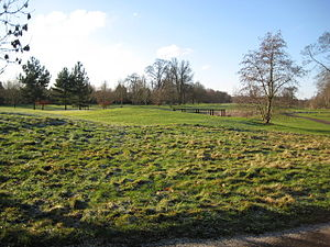 Second Battle of Newbury - Image: Newbury, Site of the Second Battle of Newbury 1644 geograph.org.uk 1656273