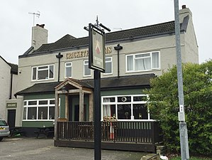 Phil Taylor (darts player) - The Cricketers Arms, where Taylor became the landlord in 1993