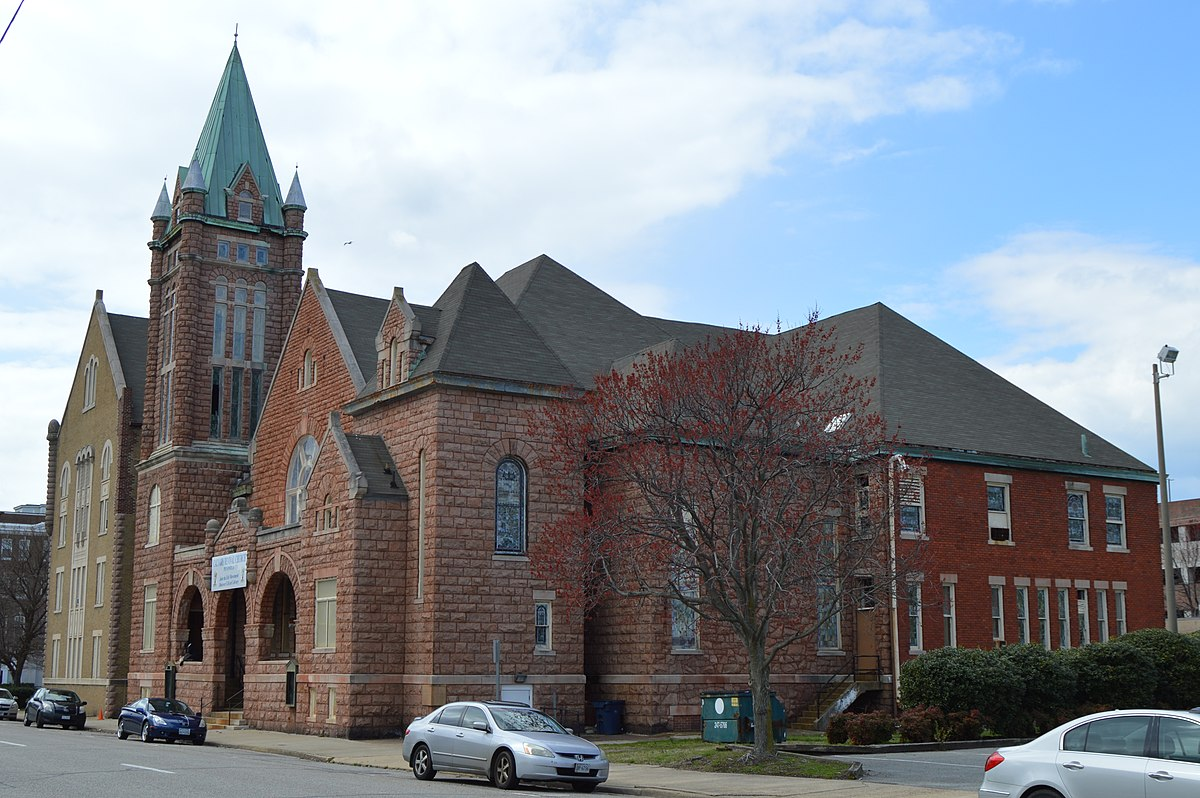 First Baptist Church Newport News Virginia Wikipedia