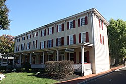 Newtown, Bucks Co PA HD White Hall.JPG