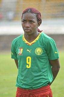 Madeleine Ngono Mani Cameroonian footballer