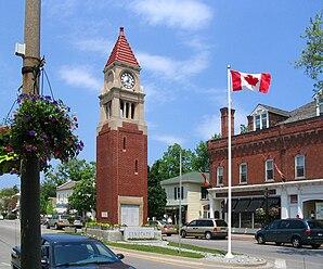 Clock Tower Memorial