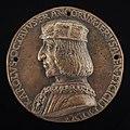 Niccolò Fiorentino, Charles VIII, 1470-1498, King of France 1483, 1494-1495, NGA 44802.jpg