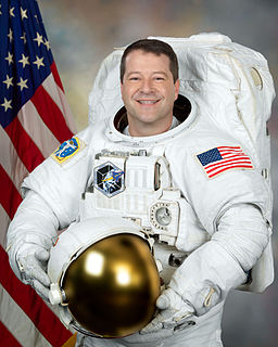 Nicholas Patrick British-American engineer and former NASA astronaut