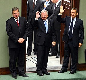 Nicolas Sarkozy in Polish Parliament (2008)