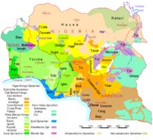 Lingue autoctone nella regione del Camerun