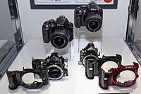 Nikon D3300 and parts 2014 CP+.jpg