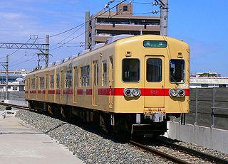 Nishitetsu Kaizuka Line