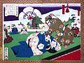 Nobunaga strikes Mitsuhide.jpg