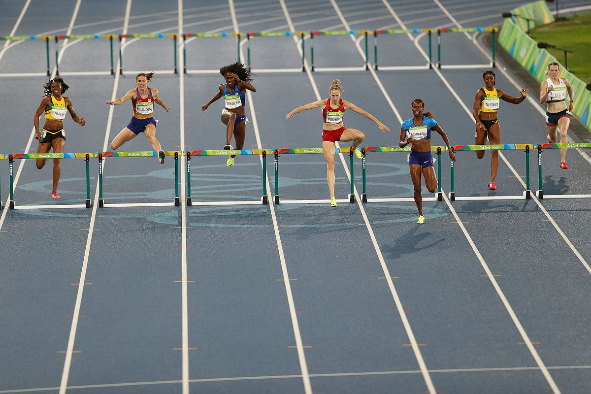 Athletics at the 2016 Summer Olympics – Women's 400 metres ...