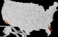 Nombre de parlants del català per comtat nord-americà (2000)-es.png